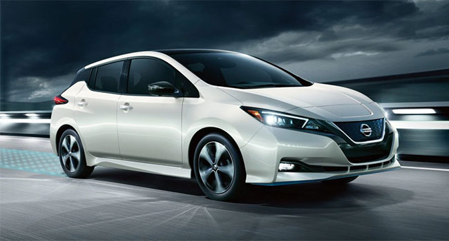 Nissan Leaf an ideal battery-powered city vehicle