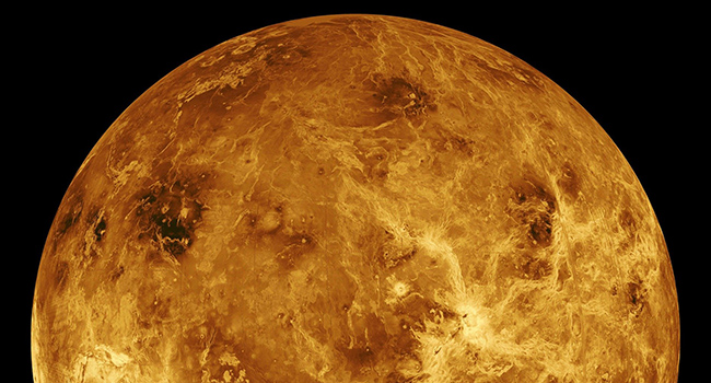 Is alien life floating in the clouds of Venus?