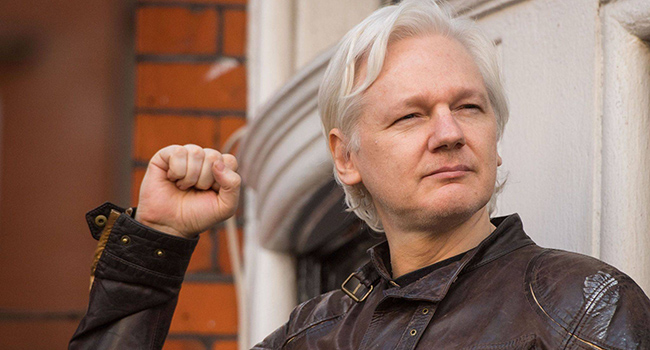 It's time we all stood up for Julian Assange