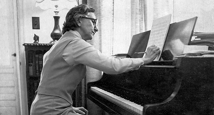 Artifacts from composer's life included in international registry