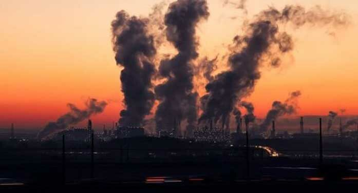 emissions, energy factory industry
